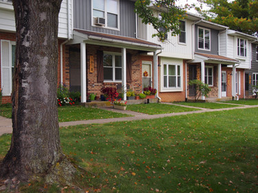 Peaceful, All Student Townhome Communities
