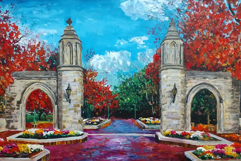 Sample Gates in the Fall