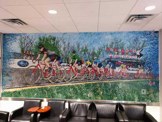 Biking - Royal on the Southside