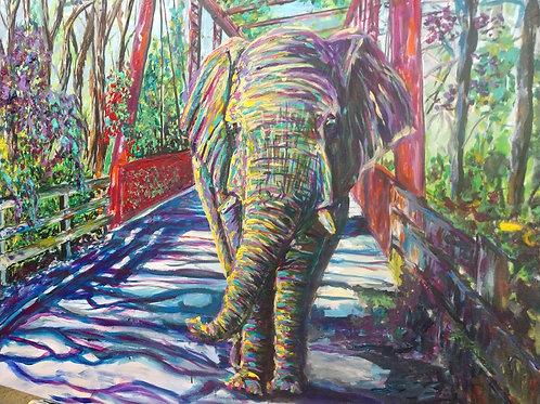ZOOmington Elephant