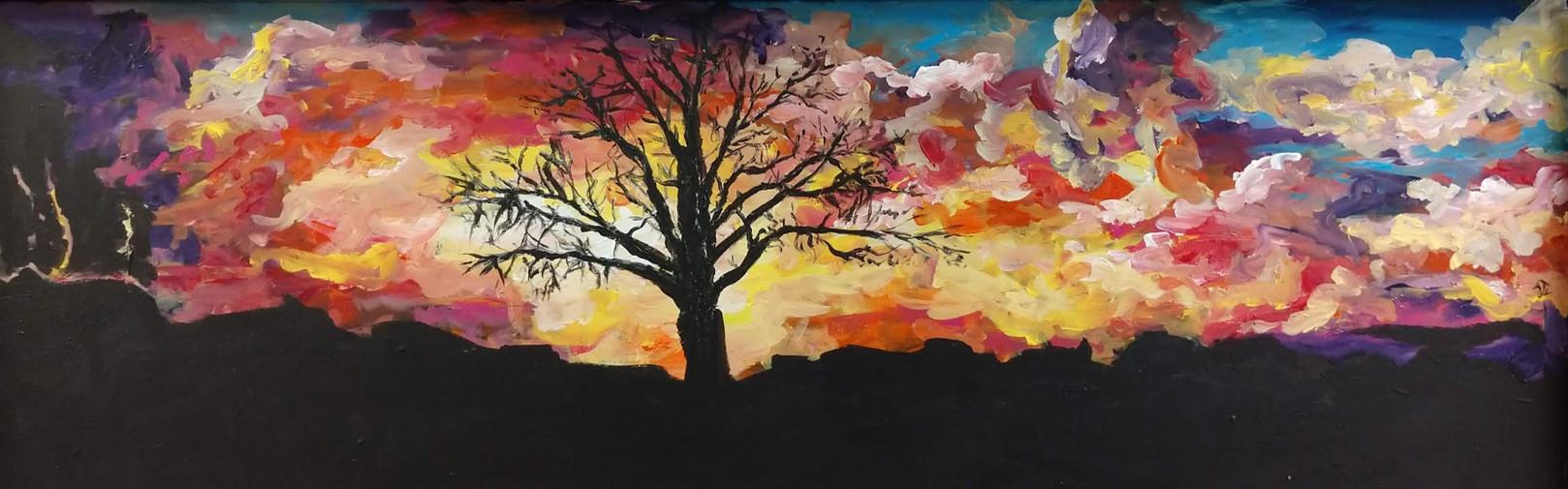 Tree and Sunset Landscape.jpg