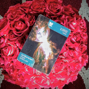 Gi's Guide to Learning Tarot: The Lovers