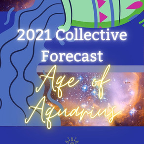 2021 General Collective Astrology and Tarot Forecast| Gigi Guest Speaking on This is Today Podcast