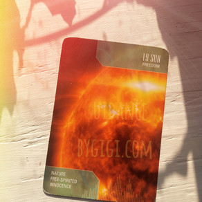 Gi's Guide to Learning Tarot: The Sun