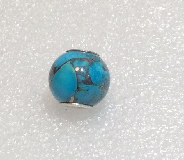 AZ Zinc Infused Turquoise M14