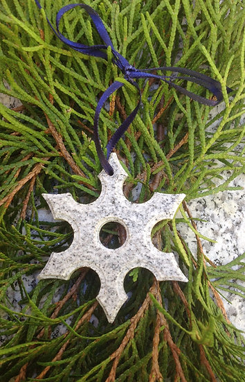 Sunapee Snowfalke Ornament