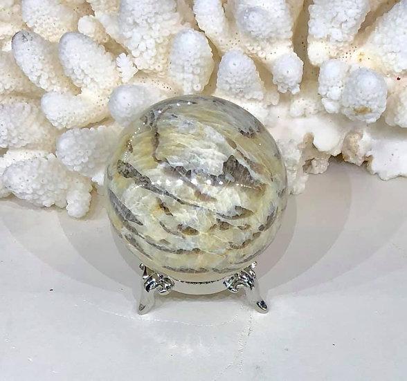 NH Graphic Granite Sphere