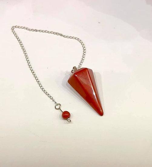 Pendulum Red Jasper