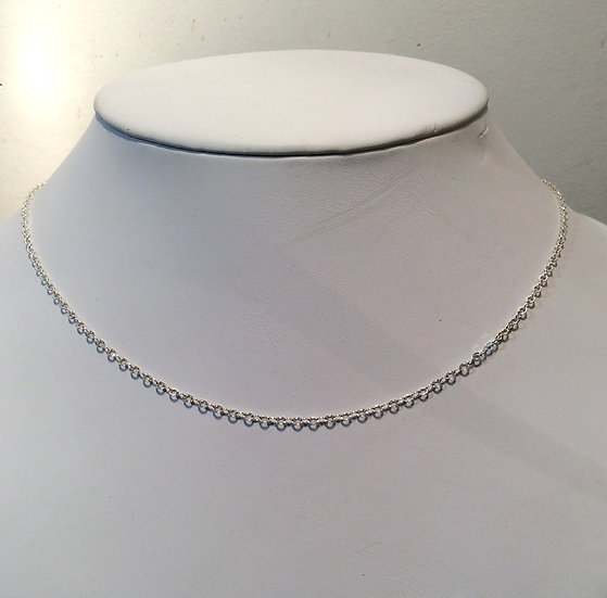 Delicate Sterling Chain