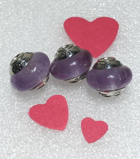 Amethyst Size B Beads