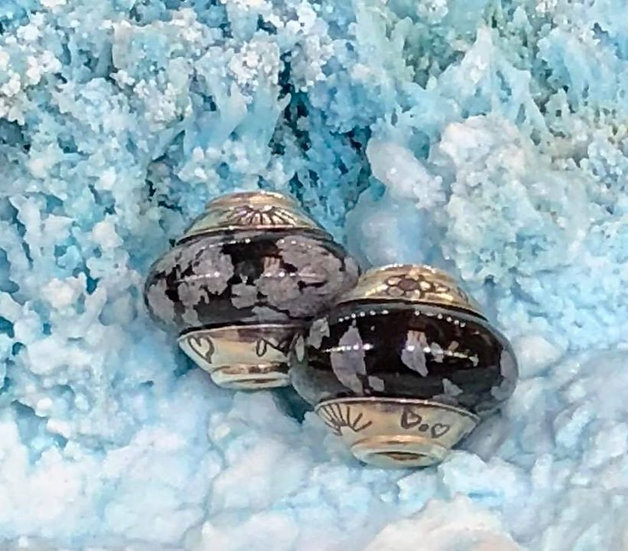 UT Snowflake Obsidian Sz B