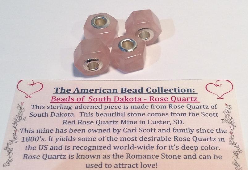 SD Rose Quartz NUTS