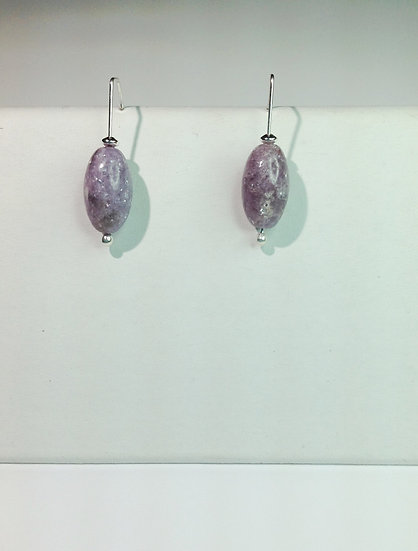 Rock Drops - Lepidolite!