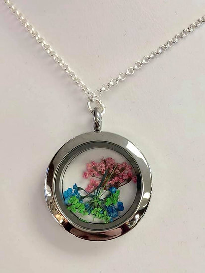Posy Locket