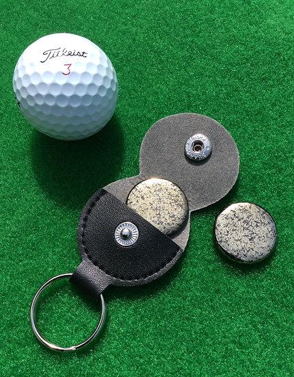 Golf Ball Marker - NH Chalcopyrite
