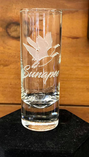 Sunapee Shot Glass