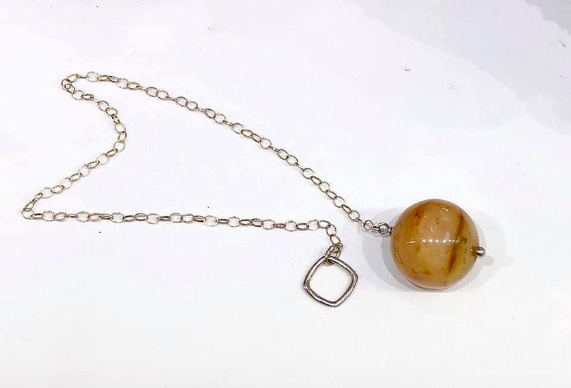 Pendulum Agate