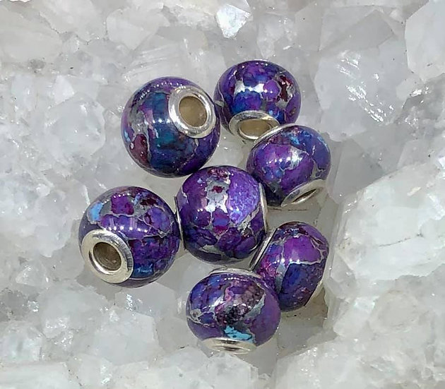 Zinc Infused Purple Turquoise M14