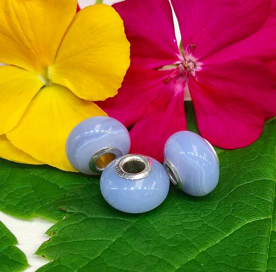 Blue Lace Agate Size A