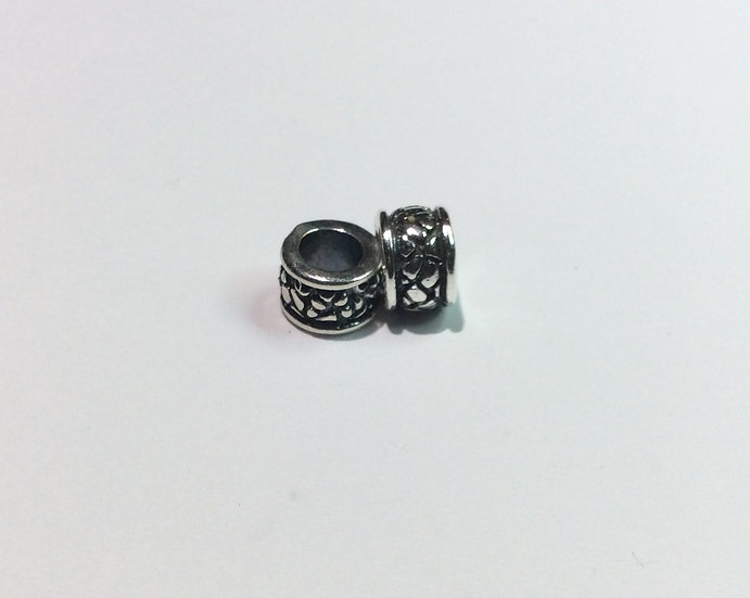 Sterling Spacer Bead