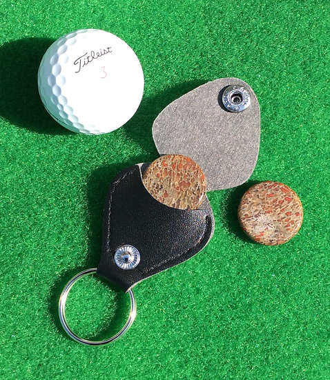 Golf Ball Markers - Dino Bone!