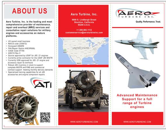 ATI Brochure outside