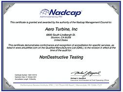 Nadcap Non-Destructive Testing - AC7114