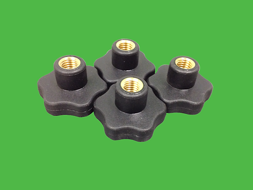 Hopper Securing Nuts Set Of 4