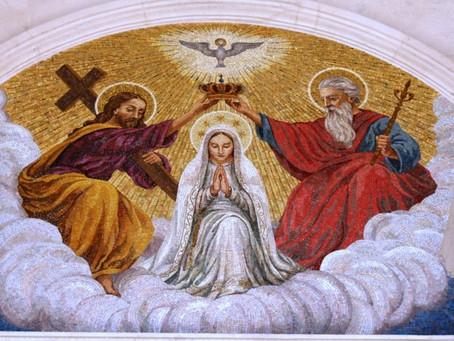 Como Nossa Senhora conquistou Deus?