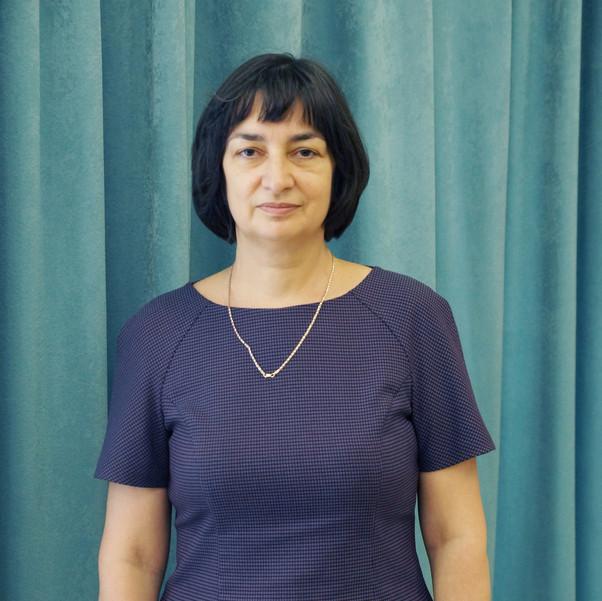 ЛАРИСА МАСІМОВА