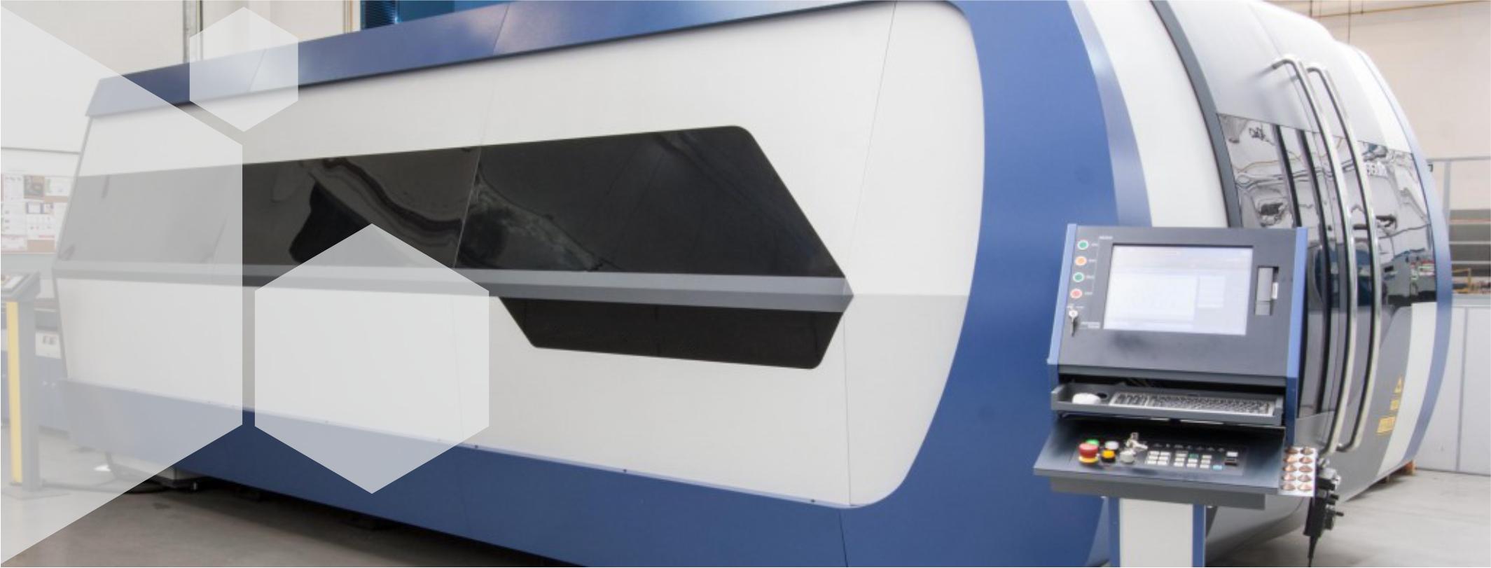 Máquina de Corte Fiber Laser