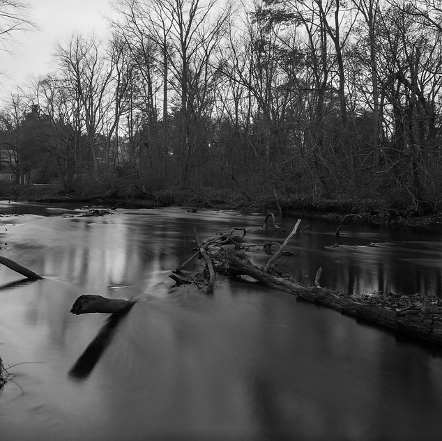 Shawsheen River at Penguin Park