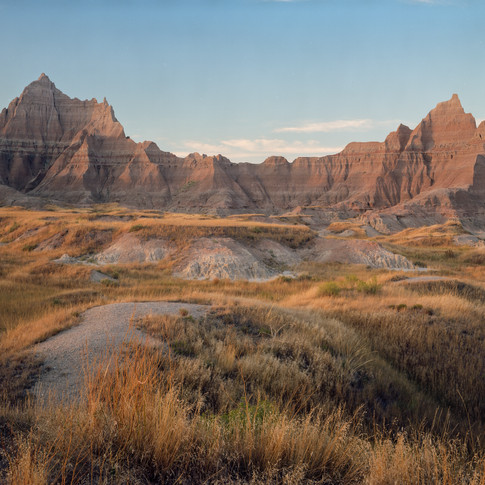 Badlands, Sunrise