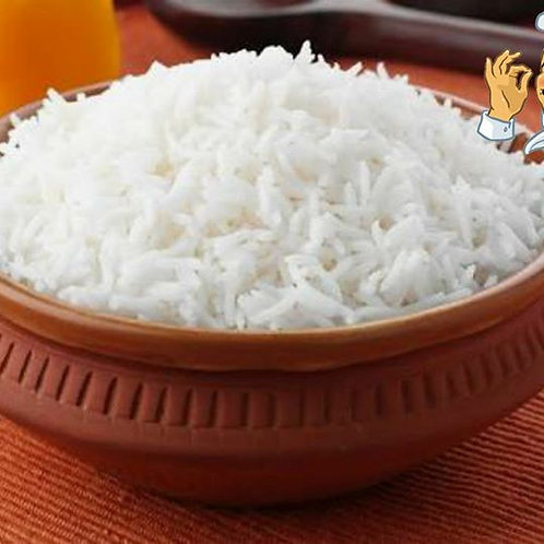 ReadyMade Plain Rice / Very delicious / Local Delivery Only / KII FOOD