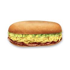 Bacon Avo & Egg Roll