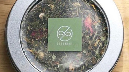 Adaptogenic Hemp Tea Blends