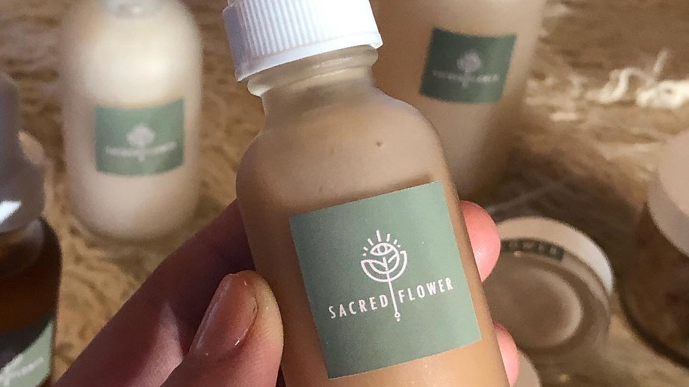 Sacred Perfecting Serum