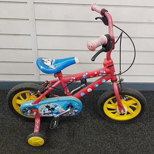 Disney Clubhouse bike