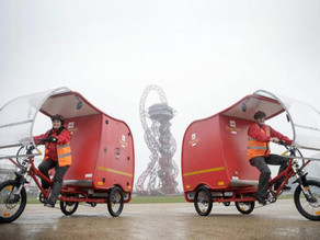 Royal Mail to trail Electric Tricycles