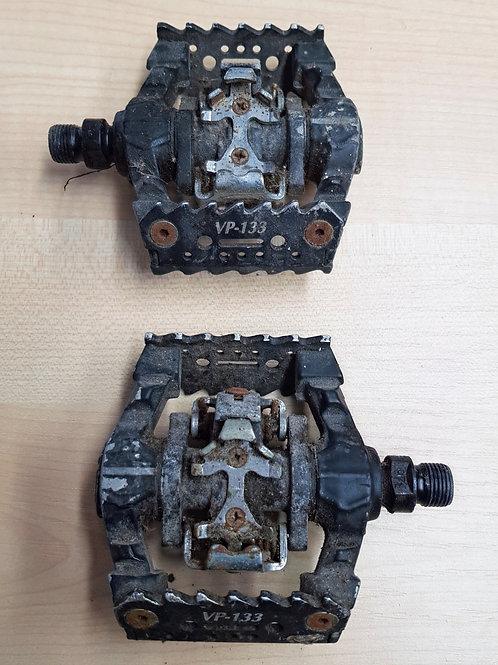 VP133 spd pedals