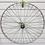 Thumbnail: Vintage Rigida fixed wheelset