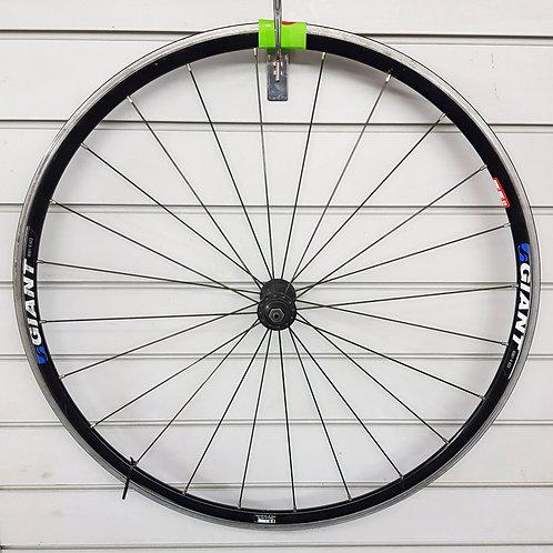 Giant front wheel