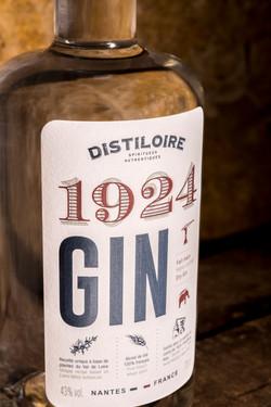 identité visuelle Distiloire Nantes