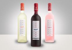 Création décor Packaging Vin