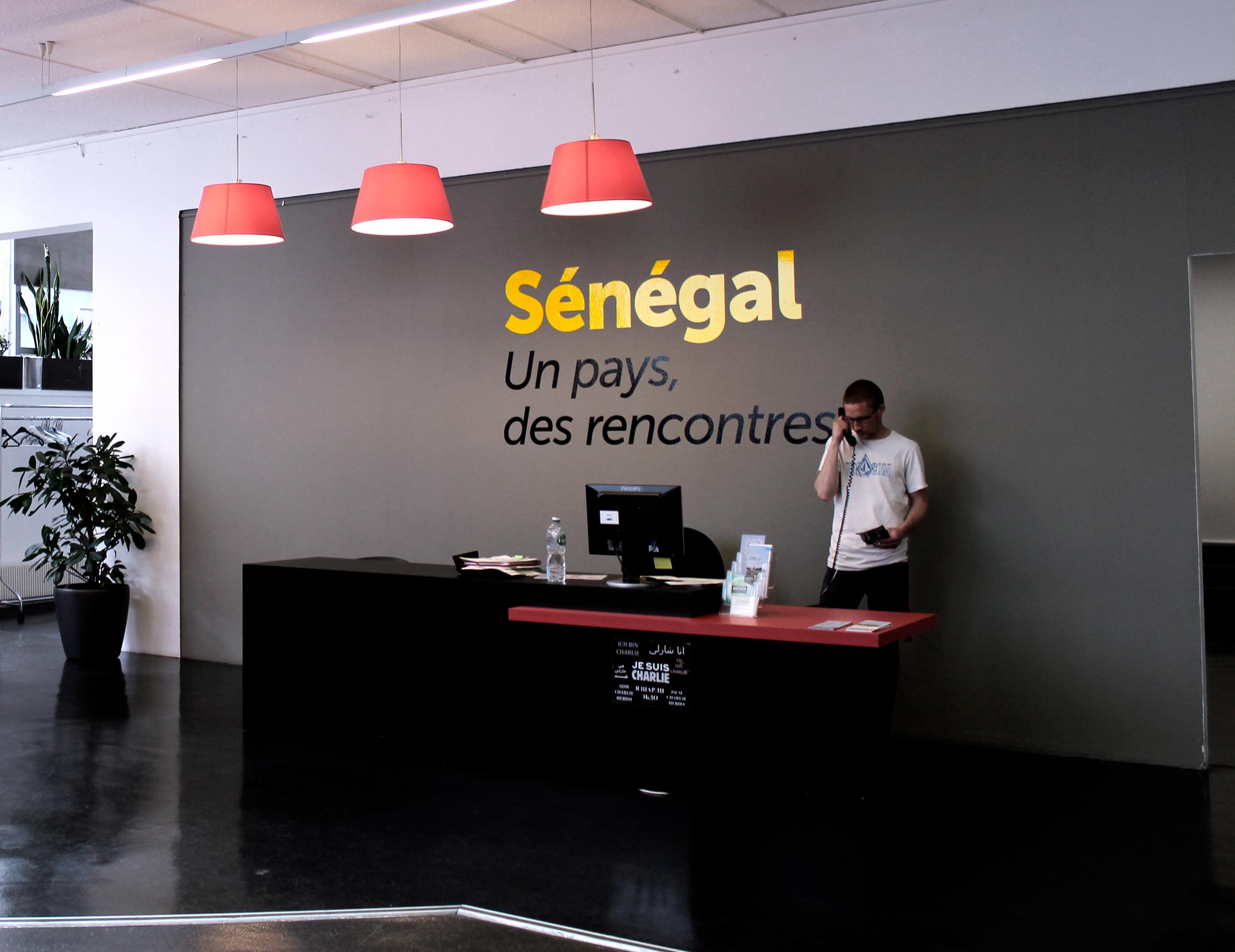 Exposition Sénégal