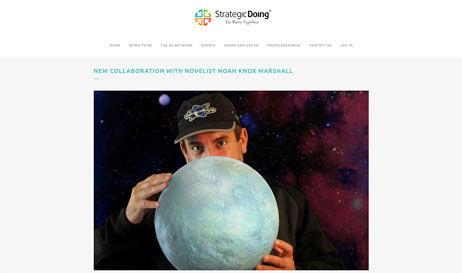 Noah Knox Marshall; Strategic Doing