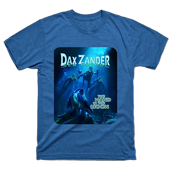 Another crazy t-shirt with the book 1 cover art! Find it at Teepublic dot com!