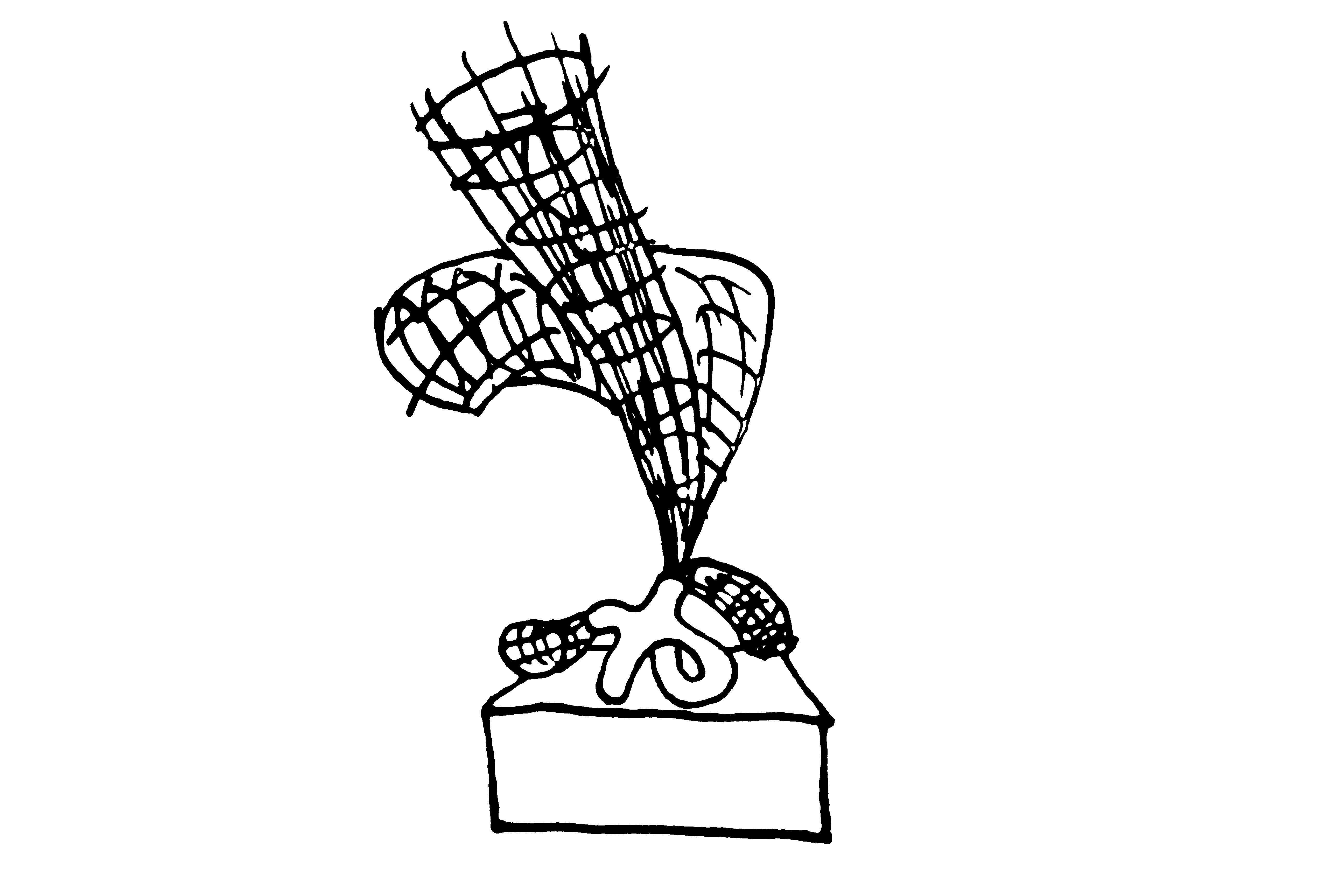14Feuerskulptur 1975