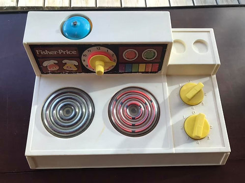 Cuisson Fisher Price