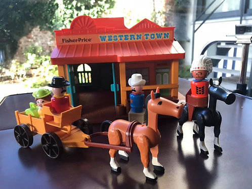 Western Fisher Price